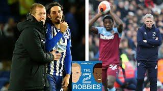 Project Restart latest, assessing Brighton and West Ham | The 2 Robbies Podcast | NBC Sports