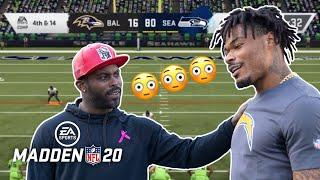 Derwin James Beat Michael Vick By HOW MANY?!?! | Madden 20 *Full Game*
