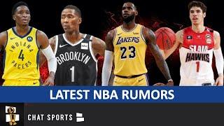 NBA Rumors: Lamelo Ball To Knicks? Victor Oladipo & Heat? LeBron James? Knicks Head Coach Search?