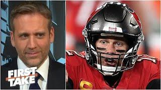 Tom Brady is getting too much credit for the Bucs' success - Max Kellerman | First Take