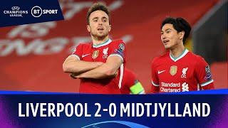 Liverpool v Midtjylland (2-0) | Champions League Highlights