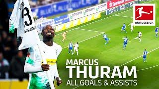 Marcus Thuram  - All Goals and Assists 2019/20