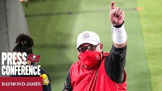 Bruce Arians: Dean's Pick-Six Changed Entire Game | Press Conference