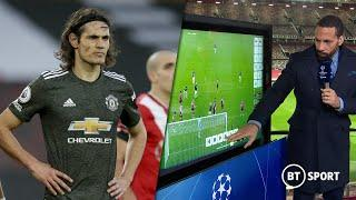 Rio Ferdinand breaks down Edinson Cavani's elite movement and striker's instincts