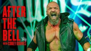 Why Triple H wants a two-night WrestleMania moving forward: WWE After the Bell, April 23, 2020