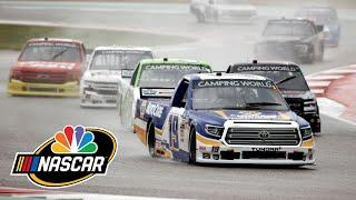 NASCAR Truck Series: Toyota Tundra 225   EXTENDED HIGHLIGHTS   5/22/21   Motorsports on NBC