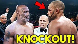 *K.O* Mike Tyson vs Roy Jones Jr FULL FIGHT HIGHLIGHTS ~2020 KNOCKOUT IN EXHIBITION EVENT~