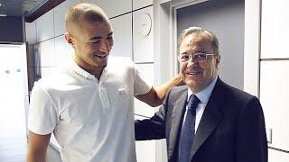 How Florentino Pérez convinced Karim Benzema to sign for Real Madrid | Oh My Goal