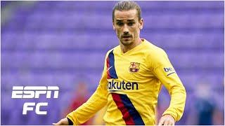 Antoine Griezmann was everywhere EXCEPT where Barcelona needed him - Alejandro Moreno | ESPN FC