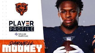Darnell Mooney lets his play speak for itself | Player Profile | Chicago Bears
