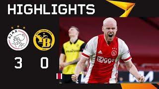 Short Highlights | Ajax - Young Boys | UEFA Europa League