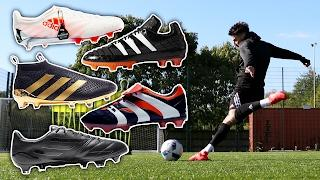 BILLY'S EPIC adidas BOOT COLLECTION! FINALLY REVEALED!