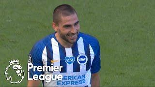 Neal Maupay wins it for Brighton at the death against Arsenal | Premier League | NBC Sports