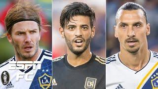 The BEST signing in MLS history: David Beckham, Carlos Vela or Zlatan Ibrahimovic? | ESPN FC