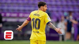 Manchester City in the driver's seat for Lionel Messi's next club – Craig Burley | ESPN FC