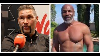 'IF MIKE TYSON LANDS, IT OVER. F*** IT. LET'S HAVE IT' - TONY BELLEW ON MIKE TYSON v ROY JONES JR