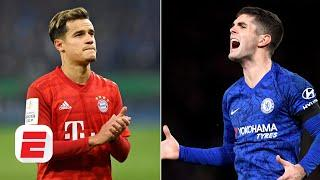 Chelsea want Philippe Coutinho, but why? You have Christian Pulisic! - Herculez Gomez | ESPN FC