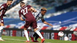 West Bromwich Albion v Leicester City highlights