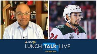 Wild's Matt Dumba discusses why Hockey Diversity Alliance was formed | Lunch Talk Live | NBC Sports
