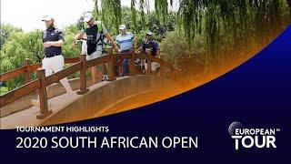 Extended Tournament Highlights | 2020 South African Open