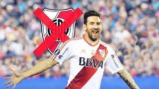 The sad reason why Lionel Messi didn't sign for River Plate | Oh My Goal