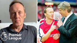 Storytime: Lee Dixon remembers Arsene Wenger's arrival at Arsenal | Premier League | NBC Sports