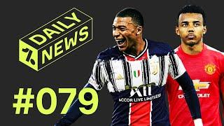 JUVE TO PAY 400 MILLION FOR MBAPPE? + United want Kounde!  Daily News