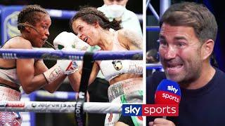 """We HAVE to see that fight again!"" 