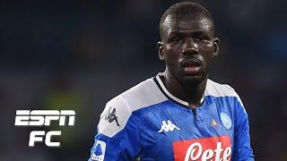 Liverpool, Manchester United or Barcelona: Where should Kalidou Koulibaly move? | ESPN FC Extra Time