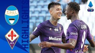Spal 1-3 Fiorentina | Fiorentina end their season with victory! | Serie A TIM