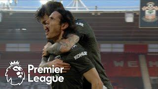 Edinson Cavani pulls Manchester United level with Southampton | Premier League | NBC Sports