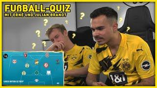Which nationalteam is this? | Football quiz with Julian Brandt & Erné