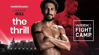 """""""I thought I wouldn't box again"""" - Jordan Gill recovers from health worries before Bellotti bout"""