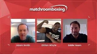 EXCLUSIVE: Dillian Whyte on Ruiz offer/Joshua/Povetkin/Wilder/Fury/UFC