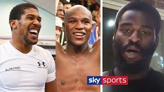 Joshua Buatsi on WHY he turned down Floyd Mayweather to sign with Anthony Joshua's management team