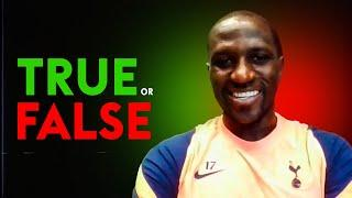 Moussa Sissoko gets NUTMEGGED the most in training | TRUE or FALSE | Moussa Sissoko