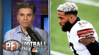 Has Odell Beckham Jr. played his last game with Browns? | Pro Football Talk | NBC Sports