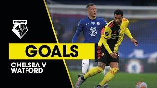 GIROUD, WILLIAN & BARKLEY GOALS | CHELSEA 3-0 WATFORD | PREMIER LEAGUE HIGHLIGHTS