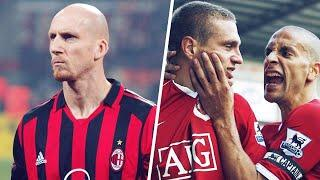 The 5 scariest defenders in history | Oh My Goal