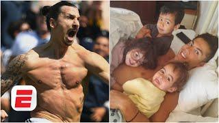 Cristiano Ronaldo and Zlatan Ibrahimovic are human … just like us! | ESPN FC