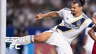 Zlatan Ibrahimovic RAMPAGING through MLS: His most 'Zlatan' moments with the LA Galaxy | ESPN FC