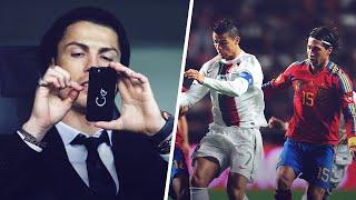 The text Cristiano Ronaldo sent to Sergio Ramos before Portugal-Spain | Oh My Goal