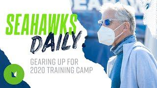 Seahawks Gear Up For 2020 Training Camp | Seahawks Daily