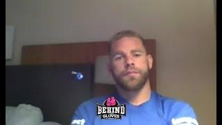"""BILLY JOE SAUNDERS CREDITS """"LOTS OF S3X"""" FOR HIS TRAINING OVER LOCKDOWN & MARTIN MURRAY FIGHT"""