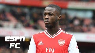 Is it too early to call Nicolas Pepe a flop at Arsenal? | Extra Time