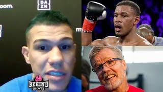 'I WANT TO GIVE HIM A RUDE AWAKENING!' GABRIEL ROSADO ON JACOBS CLASH - TALKS FREDDIE ROACH IMPACT