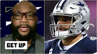 Marcus Spears on Dak Prescott's injury: Signing the franchise tag was the wrong move | Get Up