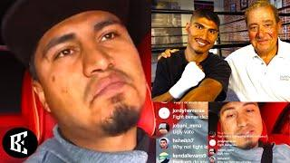"""(ETHER) MIKEY GARCIA RELEASES """"F*C15 BOB ARUM"""" RANT, SAYS TOP RANK CEO IS 'POS' LIVE   BOXINGEGO"""