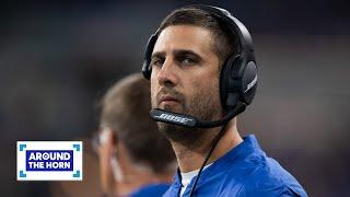 Did the Eagles reach in hiring Nick Sirianni as head coach? | Around The Horn