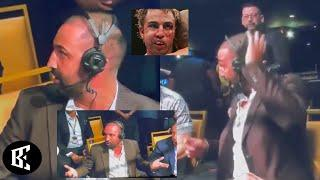 Paulie Malignaggi Gets PUNCHED by Angry Fan Who PULLS UP Working Carter vs Odom Fight | BOXINGEGO